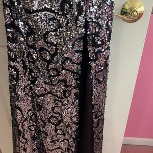 Tiffany Designs Dresses - Tiffany designs beaded gown for prom / formal